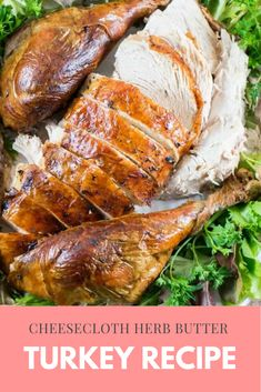 Canadian Turkey Month which is October! And for that celebration, we have brought to the table this amazing Cheesecloth Herb Butter Turkey Recipe. Turkey Recipe Butter, Whole Turkey Recipes, Wine Butter, Kitchen Twine, Garlic Herb Butter, Leftover Turkey, Cheese Cloth, Roasted Turkey, Roasting Pan