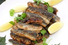 Fish Recipes, Seafood Recipes, Fish Dishes, Fish And Seafood, Steak, Food And Drink, Beef, Cooking, Fish Food