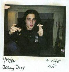 Candid Johnny Depp #JohnnyDepp #90s #DoYouRemember
