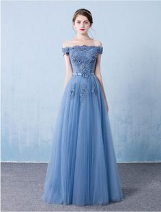 50s Vintage Style Romantically Yours Off Shoulder Prom Evening Lace Dress