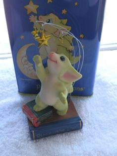 Whimsical World Of Pocket Dragons Real Musgrave REACH FOR THE STARS with TIN