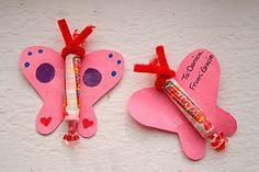 Cute & easy handmade Valentine's Day cards
