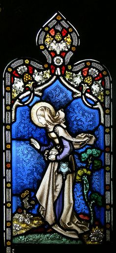 Mary Magdalene by Walwyn on Flickr ~ Gloucester Cathedral