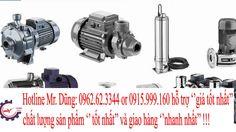Nơi bán/ bơm tăng áp,bơm cao áp Pentax U7V-300/6T, côngsuất 3hp