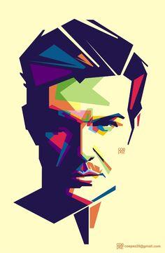 """""""The Legend"""" - David Beckham"""