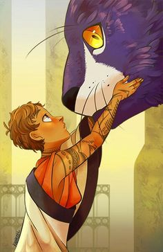 I freaking love this!!!  Is this a demigod au? Cause oh my gosh it's amazing!