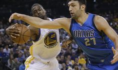 Harrison Barnes already getting started in Dallas = DALLAS, Texas—Harrison Barnes has been a Dallas Maverick for less than one week, but the ex-Warrior has already hit the ground running with his new team.  Barnes, who signed a four-year, $94 million contract with.....