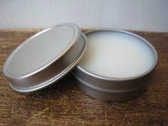 Homemade cuticle cream