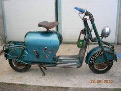 Scooter Baby-moto 70 cm3 de 1953