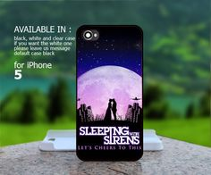 Sleeping with sirens lets cheers to this for iPhone 4/4S iPhone 5 Samsung Galaxy S2/S3/S4 | BestCover on Luulla