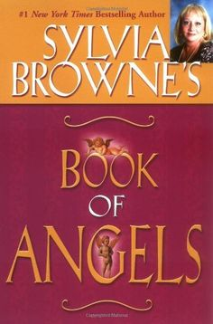 Sylvia Brownes Book of Angels by Sylvia Browne