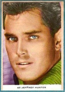 How Did Jeffrey Hunter Die Old Hollywood Actors, Vintage Hollywood, Hollywood Stars, Classic Hollywood, Mike Movie, Jeffrey Hunter, Hunter Movie, Star Trek Cast, Bollywood Images