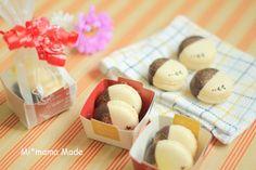 「ココチョコマカロン 【レシピ付き】」の画像|おうちパティシエへの一本道 |Ameba (アメーバ)