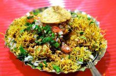 Bhel Puri, Bangalore Street Food