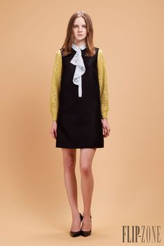 Paule Ka Pre-Fall 2014 - Ready-to-Wear - http://www.flip-zone.com/paule-ka-4485 - Look 01