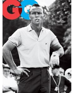 The Coolest Athletes of All Time: The Covers: Lists: GQ — Designspiration