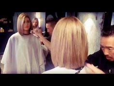 Kenneth Siu's Haircut - Perfect Lob - YouTube