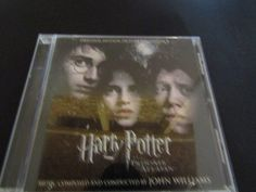 Harry Potter and Prisoner of Azkaban Soundtrack CD #Soundtrack