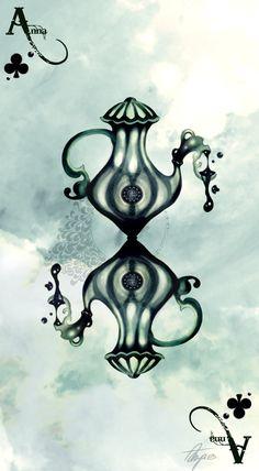 The Tea pot of Alice Madness by dark00widow on DeviantArt