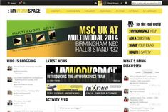 MSC's intranet design - using the Interact CMS / platform. Mediterranean Shipping Company, Intranet Design, Birmingham Nec, Library Room, My Workspace, Homepage Design, News Space, The Real World, Health And Safety