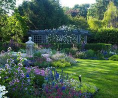 Garden pictures can provide inspiration. Browse our gallery of garden pictures, including landscape garden pictures, to find the picture of a garden that will give you your perfect landscape.