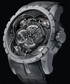 Excalibur Quator, perfección hecha reloj