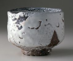 Miwa Kyusetsu - chawan, hagi