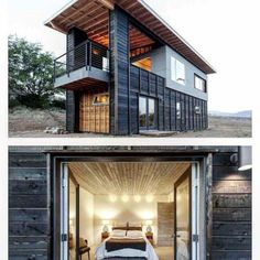 Best shipping container house design ideas 50