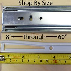 Drawer-Slides-by-Size