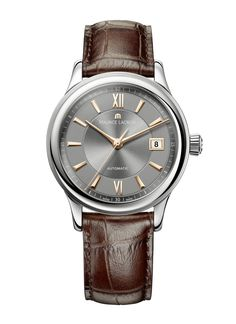 Reloj Cro Maurice Lacroix Les Classiques Date Automático LC6027-SS001-310