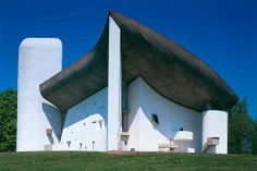 Chapelle Notre Dame du Haut, Ronchamp, France, 1950 - 1955 Architect: Le Corbusier