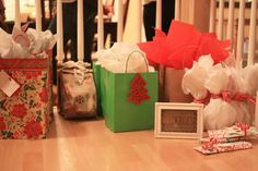 WANT to do this!  ...a favorite things party!