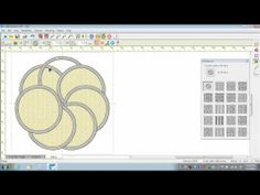 EQStitch Video Lesson 1 with Yvonne Menear - YouTube