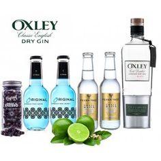 Comprar Ginebra Oxley