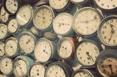clocks by kaitlyn sullivan, via Flickr