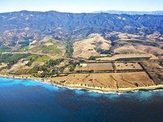 Dream Home 9751 Gaviota Gaviota CA Luxury Real Estate in Santa Barbara…