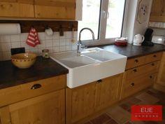 Villeroy und Boch Spülstein Doppelbecken für Ihre Küche. Holen Sie sich weitere Informationen und Tipps von unserem Servicepersonal EUE Hamburg.