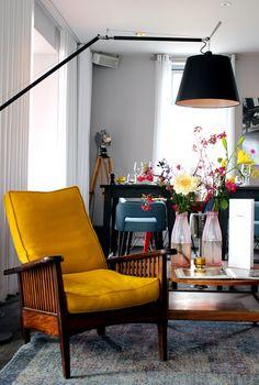 Lobby des Vesper Hotel in Noordwijk Hotels, Chair, Interior, Travel, Furniture, Home Decor, North Sea, Tips, Viajes