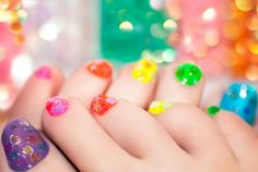 From a 365 project these twinkle toes are super inspiring