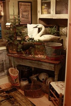 Abigail's Antique Living - Magdalen Blue Photography -- Sarah Bogert - Compost Rules.