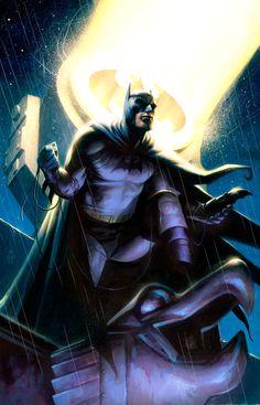 * Batman by Nic Klein *