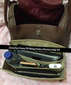 hermes handbag insert