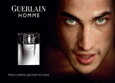 Guerlain Homme by Guerlain (launched 2008) is a Woody Aromatic fragrance for men. Guerlain Homme was created by Thierry Wasser and Sylvaine Delacourte. The fragrance features lime, mint, bergamot, cedar, vetiver, mojito, rum and geranium.