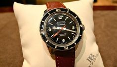 A Historical Look At The Blancpain Fifty Fathoms Live Photos Of Some Early Classics