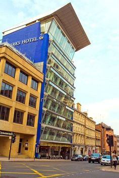 Buchanan Galleries Glasgow Hotels Close Proximity 4 Star Concert Hall