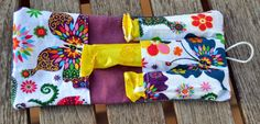 DIY: Porta tampones y compresas tejano/denim.... | DIY Mis cosas de Casa