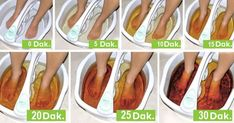 Remove Toxins of the Body Through the Feet - Living Wellmindness-Detox baths will make you look and feel healthier and better. To make tired feet look well again, this foot detox is amazing. Bath Detox, Check Up, Cleanse Your Body, Cleanse Diet, Juice Cleanse, Natural Cures, Natural Healing, Natural Energy, Natural News