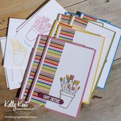 Crafting Forever #imbringingbirthdaysback   Kelly Kent