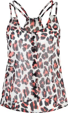 Not usually a leopard print fan but I LOVE this shirt!