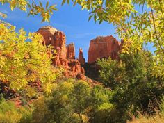 Best spots to see Arizona's fall colors